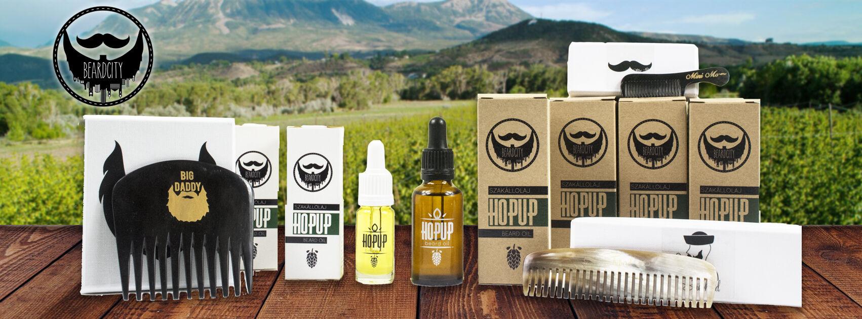 Beardcity termékek