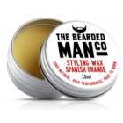 The Bearded Man Co. szakáll és bajuszwax - Spanish Orange
