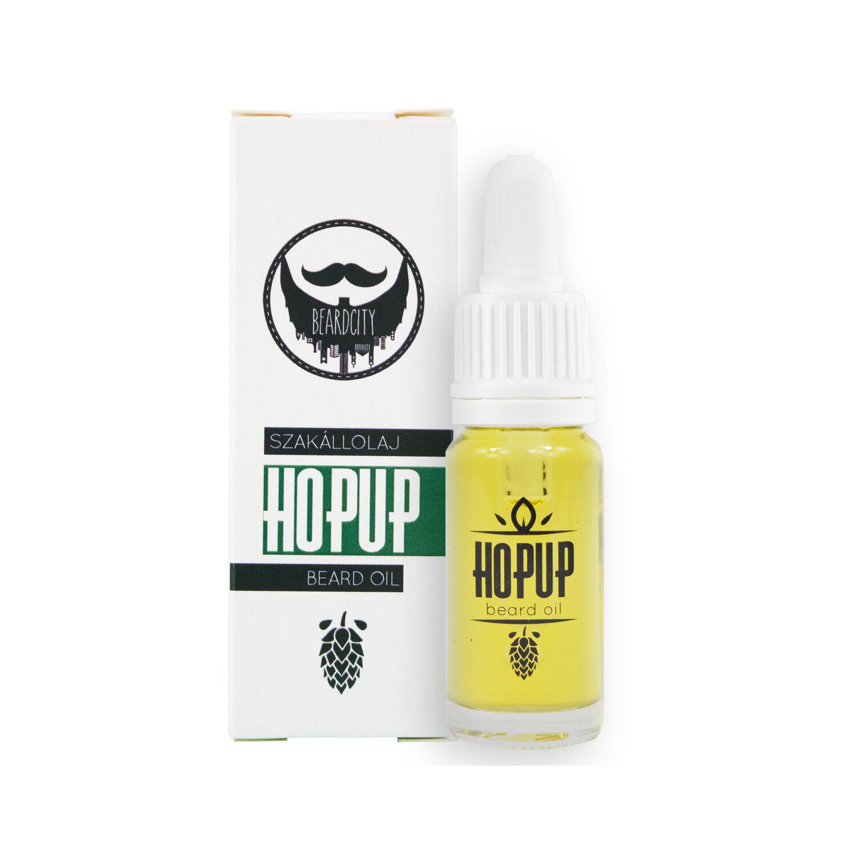 Beardcity Hopup szakállolaj 10ml
