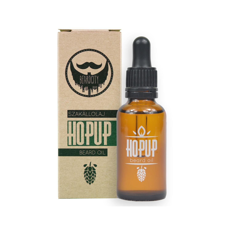 Beardcity Hopup szakállolaj 30ml