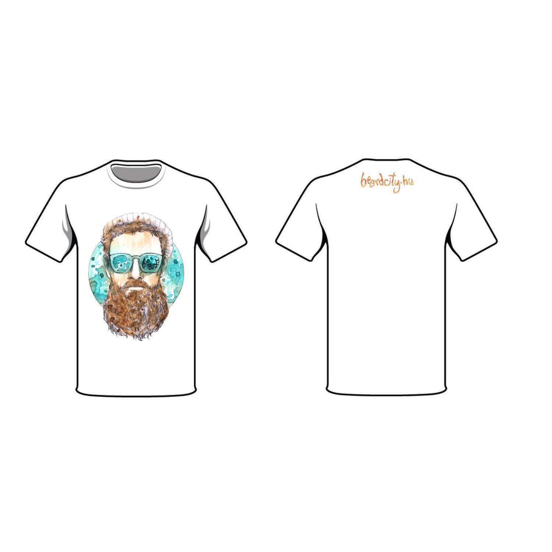 Beardcity got beard szakállas póló