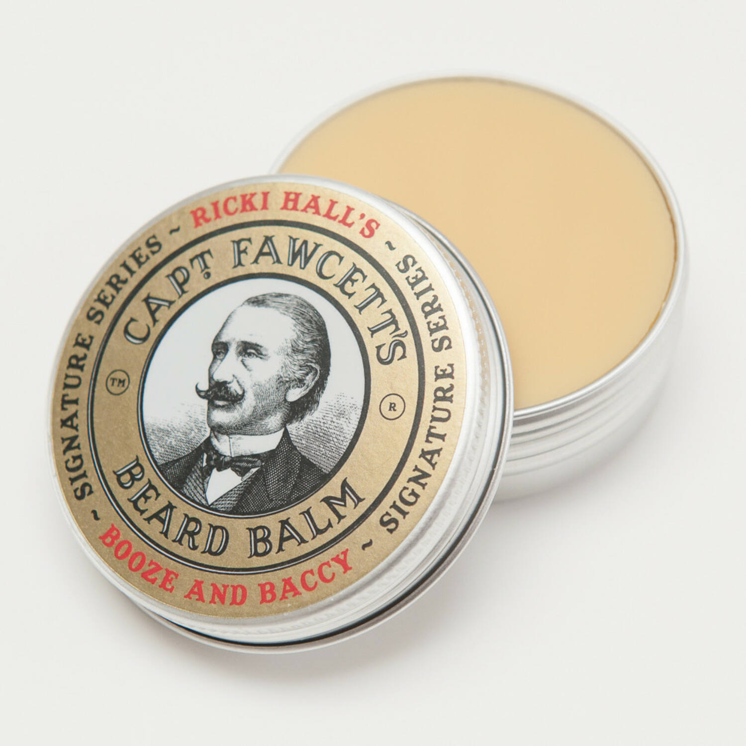 Captain Fawcett Booze and Baccy szakállbalzsam 60ml