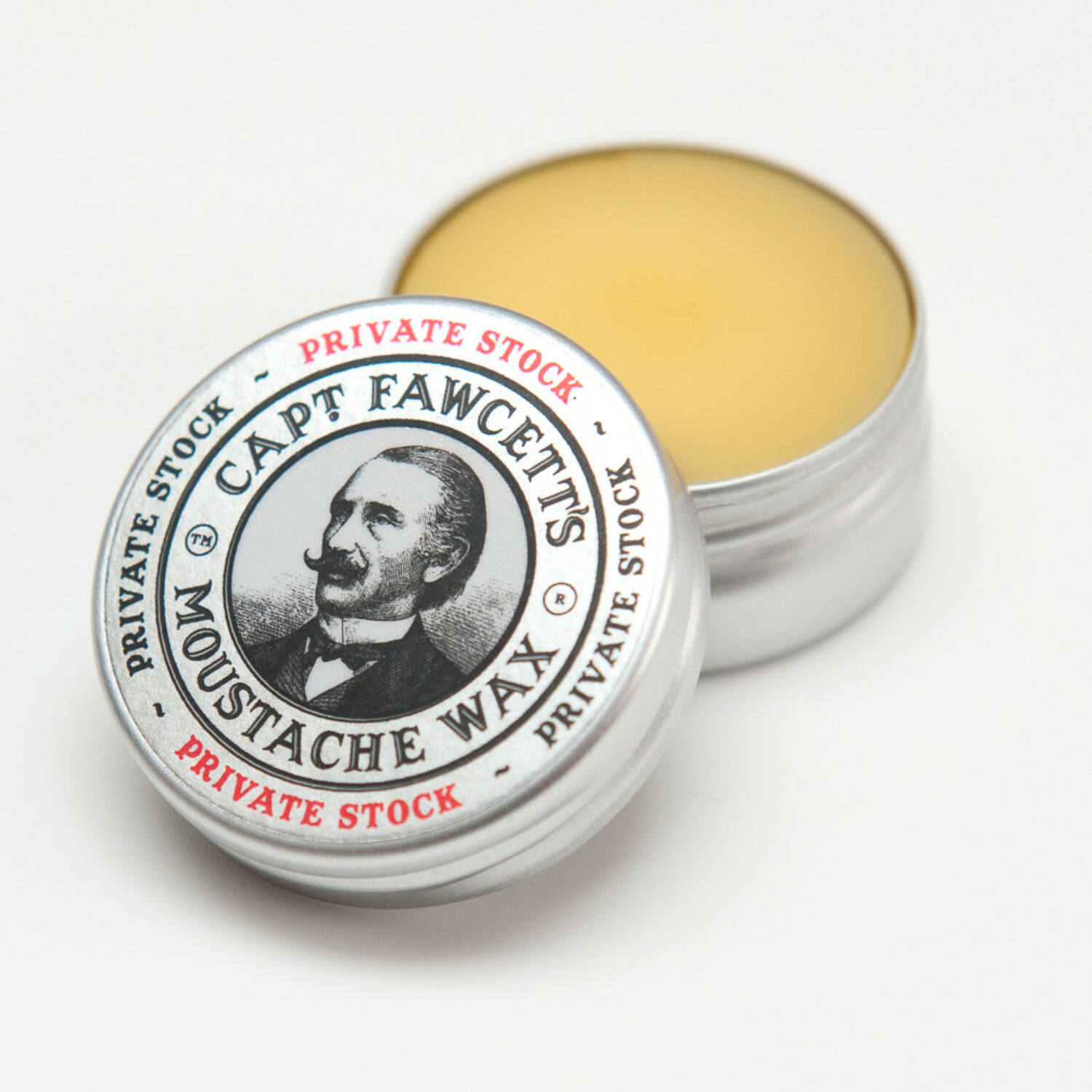 Captain Fawcett Private Stock bajuszwax 15ml