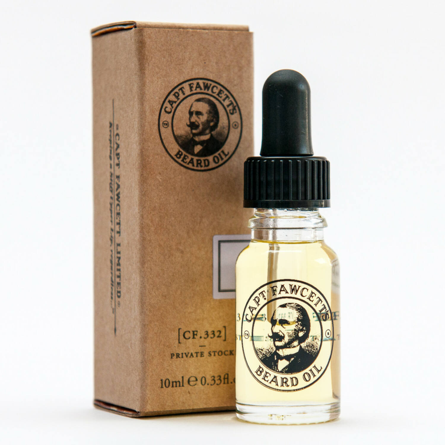 Captain Fawcett Private Stock szakállolaj 10ml