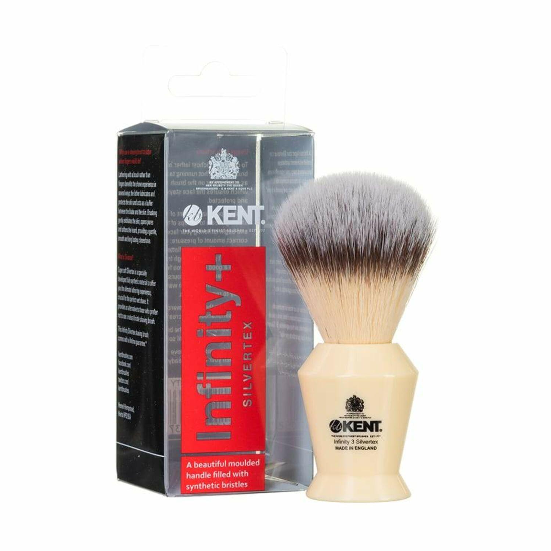 Kent Infinity plus szintetikus borotvapamacs beardcity