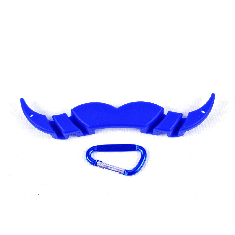 Moguard bajuszvédő kék