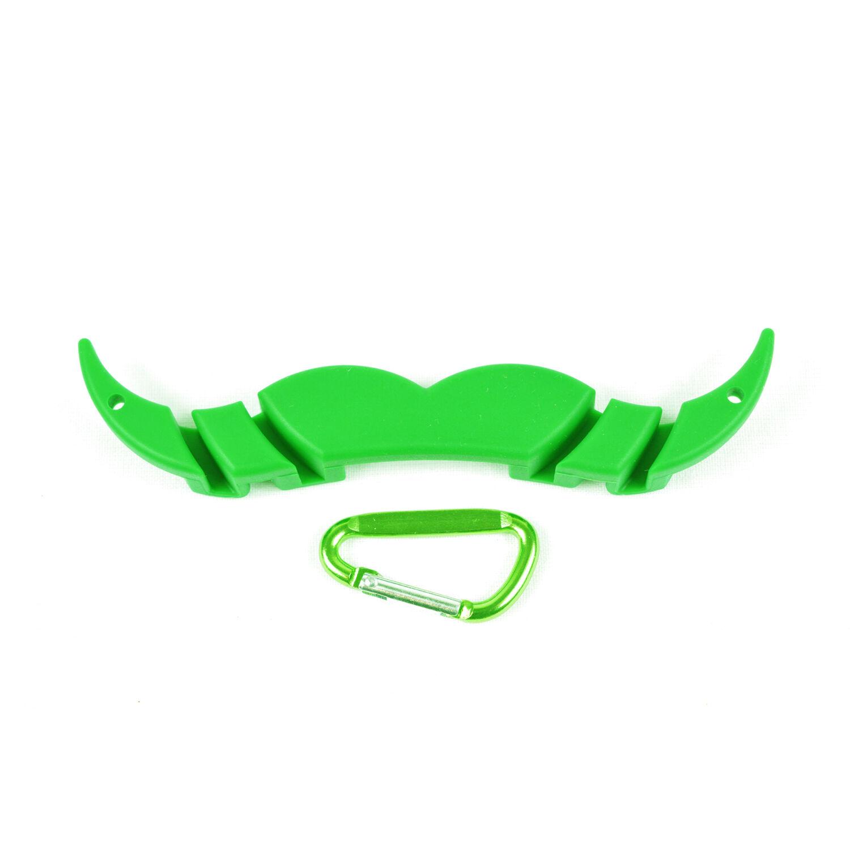 Moguard bajuszvédő zöld