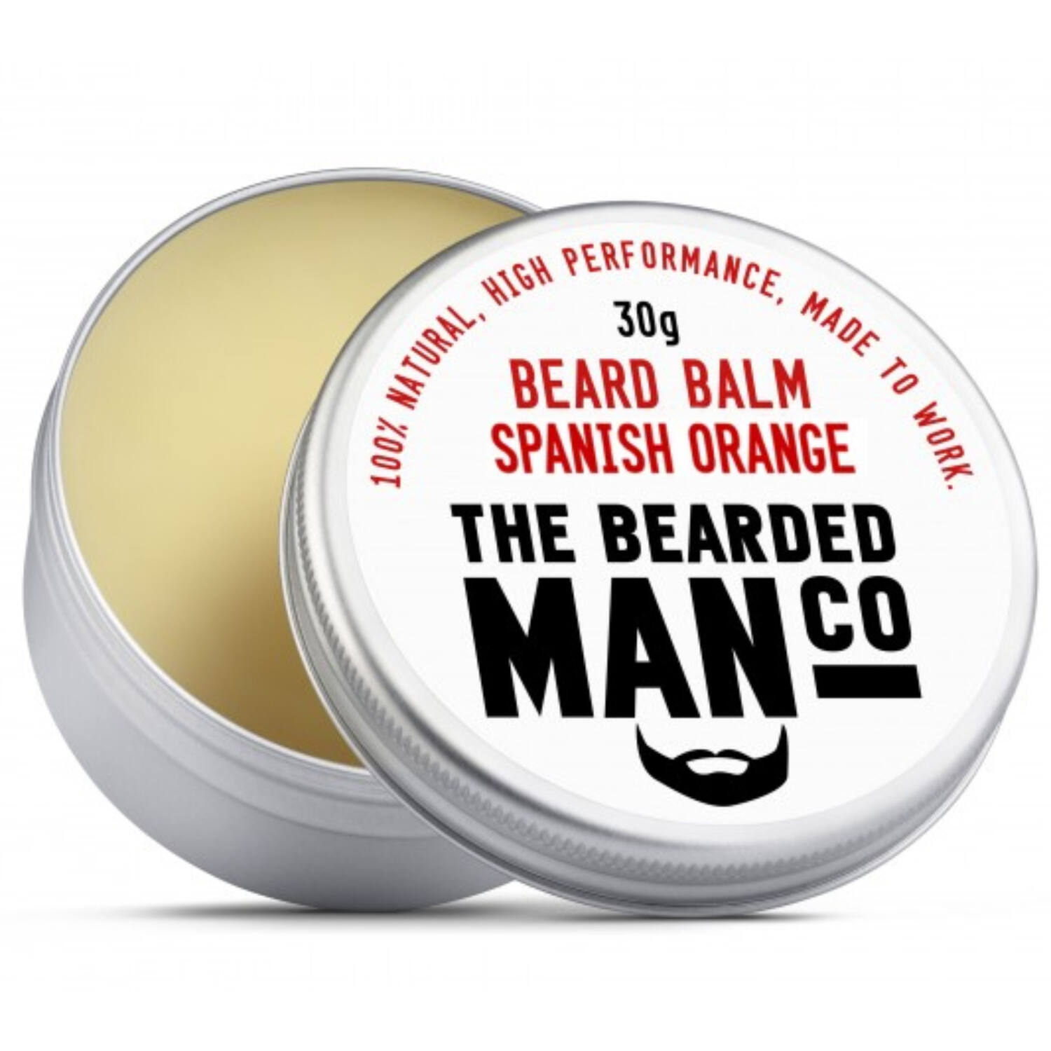 the bearded man company spanish orange szakállbalzsam