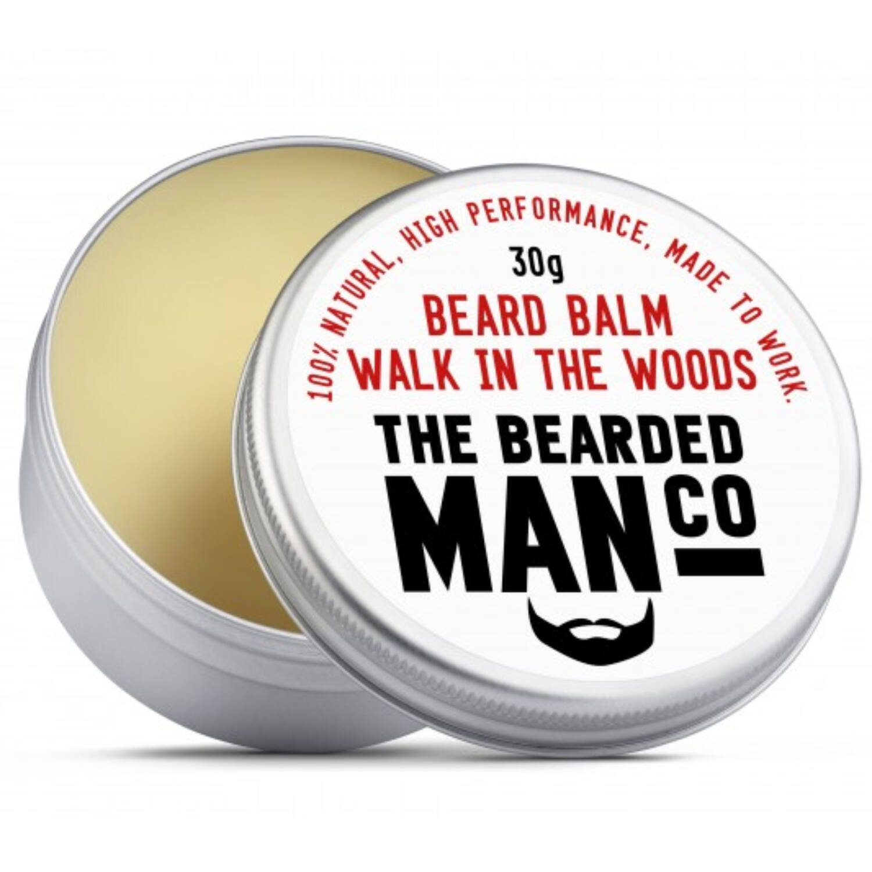 the bearded man company walk in the woods szakállbalzsam