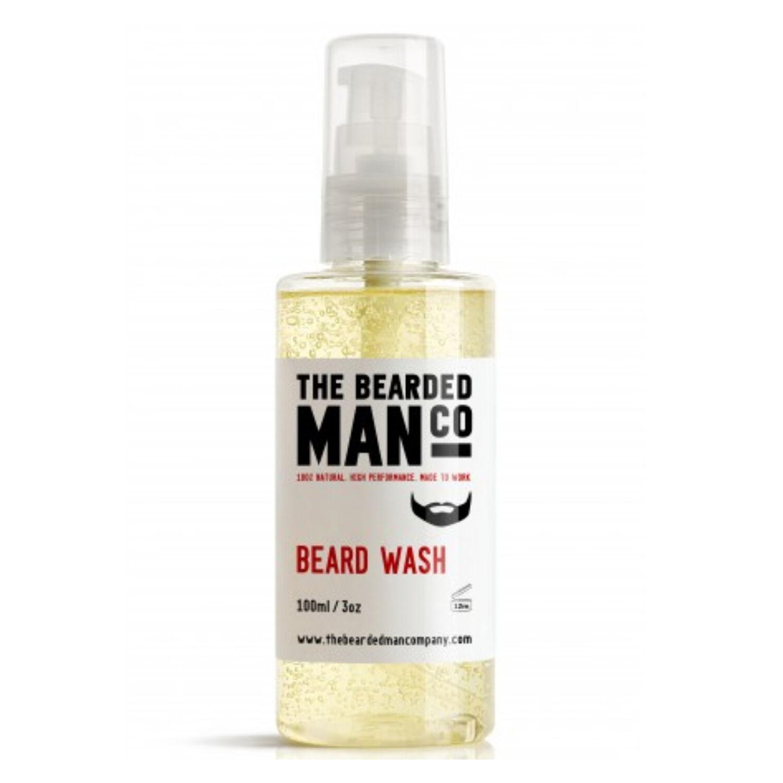 the bearded man company szakállmosó sampon