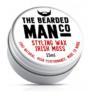 Kép 1/2 - The Bearded Man Co. szakáll és bajuszwax - Irish Moss