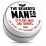 Kép 1/2 - The Bearded Man Co. szakáll és bajuszwax - Oak Barrel