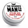 Kép 1/2 - The Bearded Man Co. szakáll és bajuszwax - Spanish Orange
