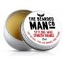 Kép 2/2 - The Bearded Man Co. szakáll és bajuszwax - Spanish Orange